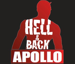 HELL & BACK APOLLO @ Killruddery House & Gardens
